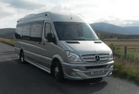Super VIP Mercedes Sprinter 1