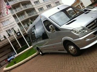 Super VIP Mercedes Sprinter 3